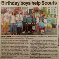 Scout PR