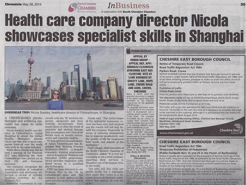ctchealthcare Visit Shanghai