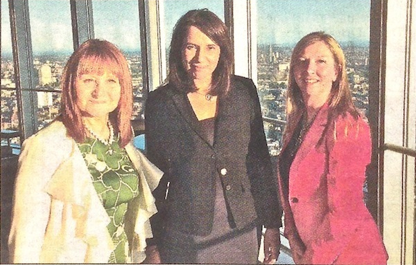 Women's Business Council Bare Bones PR Case Study Middlewich Guardian 19/06/13