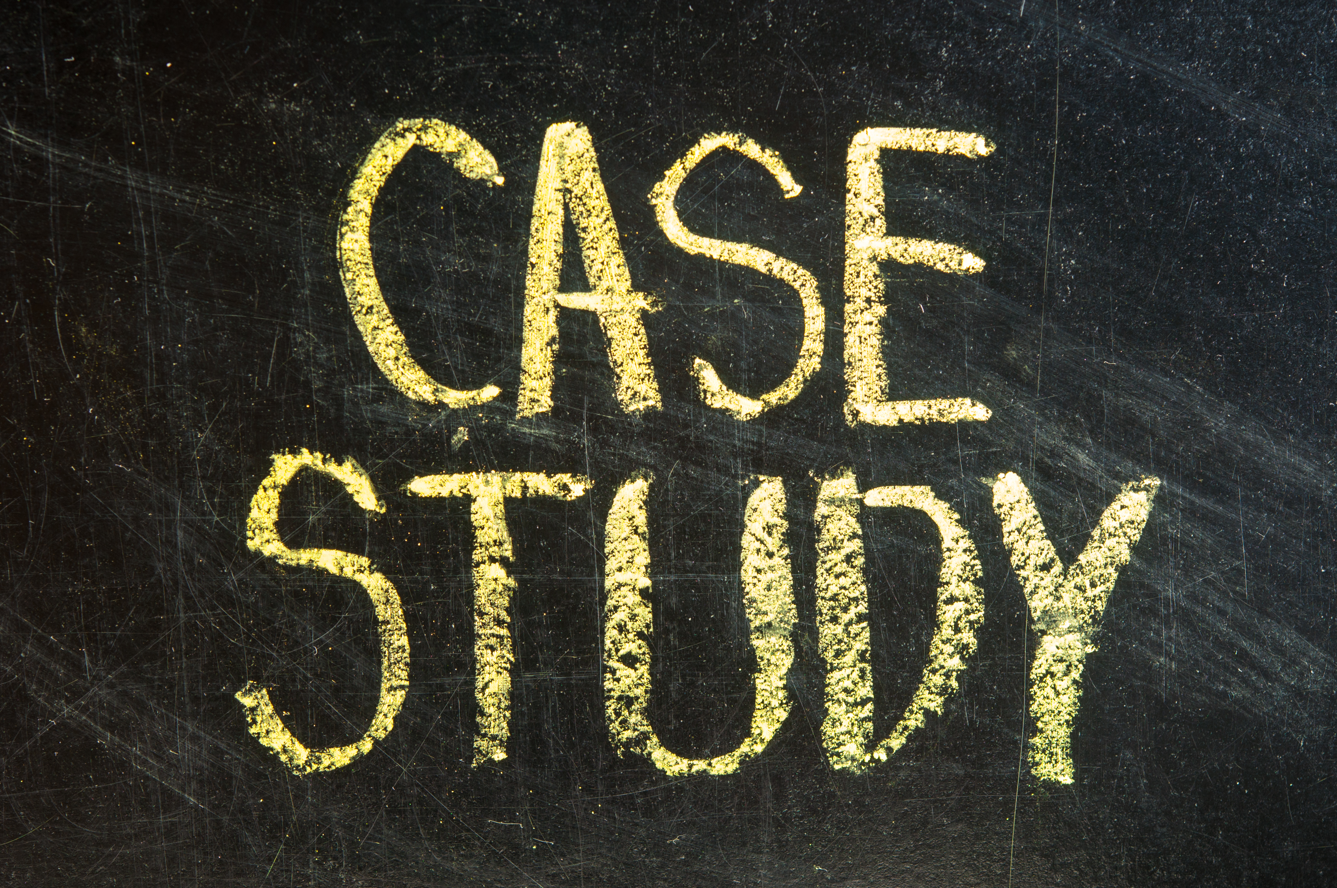 Writing services case studies