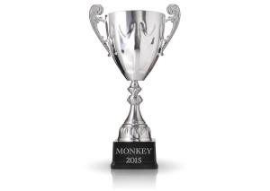 MONKEY AWARD 2015