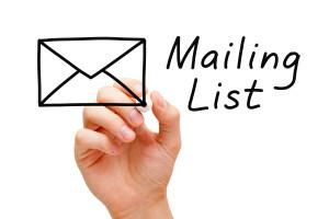 Mailing List Concept