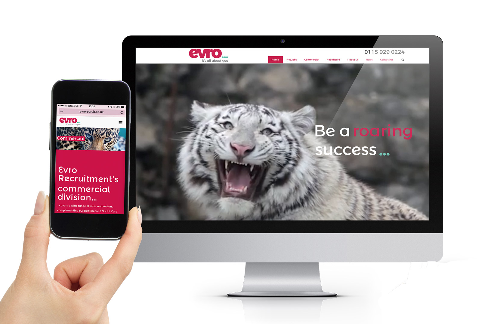 evro website