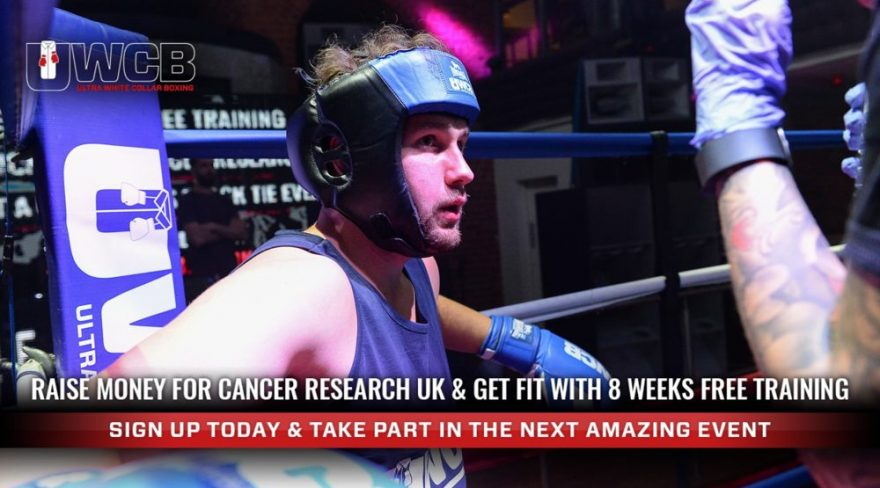 Bare Bones Marketing employee to knock out cancer at charity boxing match