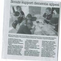 MCHC Dementia Appeal